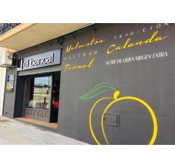 """TIENDA """"EL BANCAL""""."""