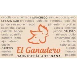 EL GANADERO, Carnicería artesana.