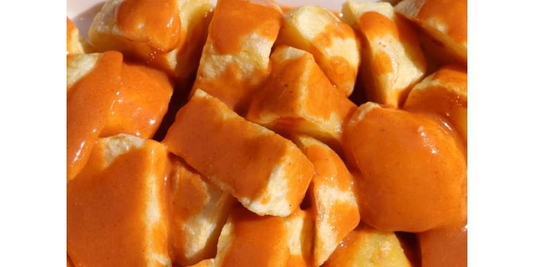 Patatas bravas receta original sabor a bar